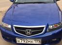 Подержанный Honda Accord, синий , цена 420 000 руб. в Смоленской области, хорошее состояние