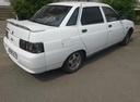 Подержанный ВАЗ (Lada) 2110, белый , цена 75 000 руб. в Челябинской области, хорошее состояние