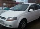 Подержанный Chevrolet Aveo, белый , цена 197 000 руб. в Челябинской области, хорошее состояние