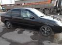 Подержанный Ford Focus, черный , цена 180 000 руб. в Челябинской области, хорошее состояние