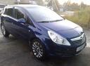 Подержанный Opel Corsa, синий , цена 280 000 руб. в ао. Ханты-Мансийском Автономном округе - Югре, хорошее состояние