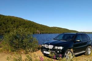 BMW X5 3.0 D AT (218 л. с.)