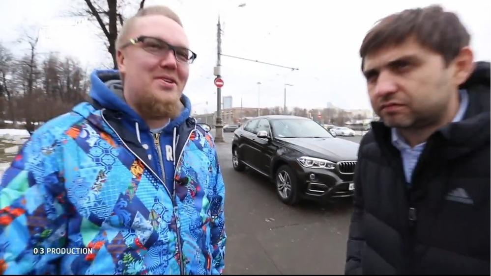 Видео тест-драйв BMW X6 xDrive50i 2015 (F16) от Сергея Стиллавина – смотреть на  Am.ru