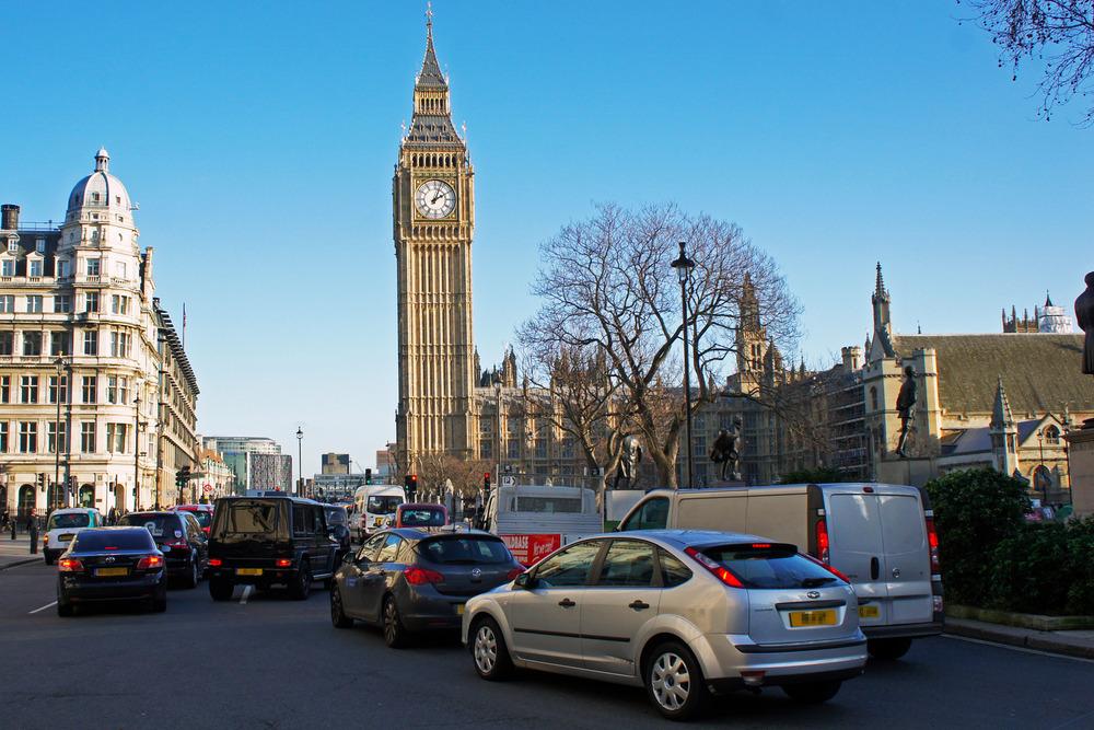Власти Лондона будут облагать штрафом застоянку сработающим агрегатом