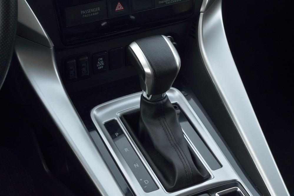 Тест-драйв Mitsubishi Pajero Sport от Am.ru