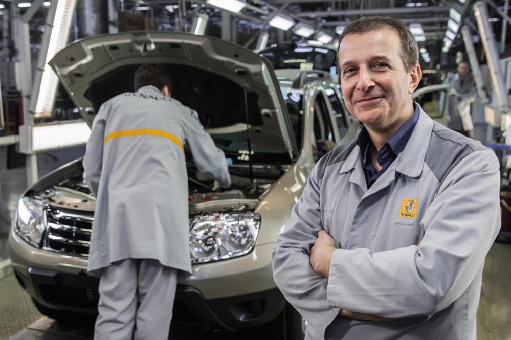 Renault Россия