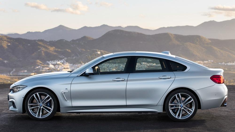 Немного обновлённые BMW 4 Series  немного подорожали.