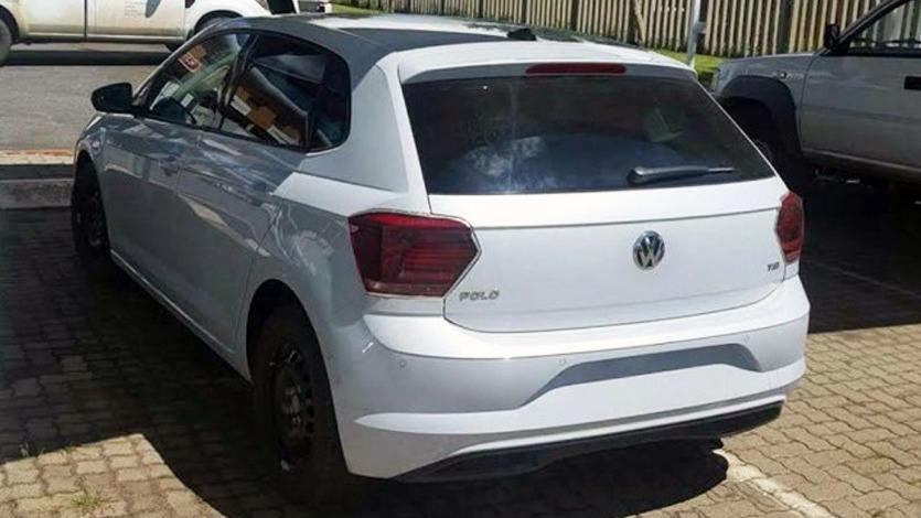 Шестое поколение Volkswagen Polo без камуфляжа.