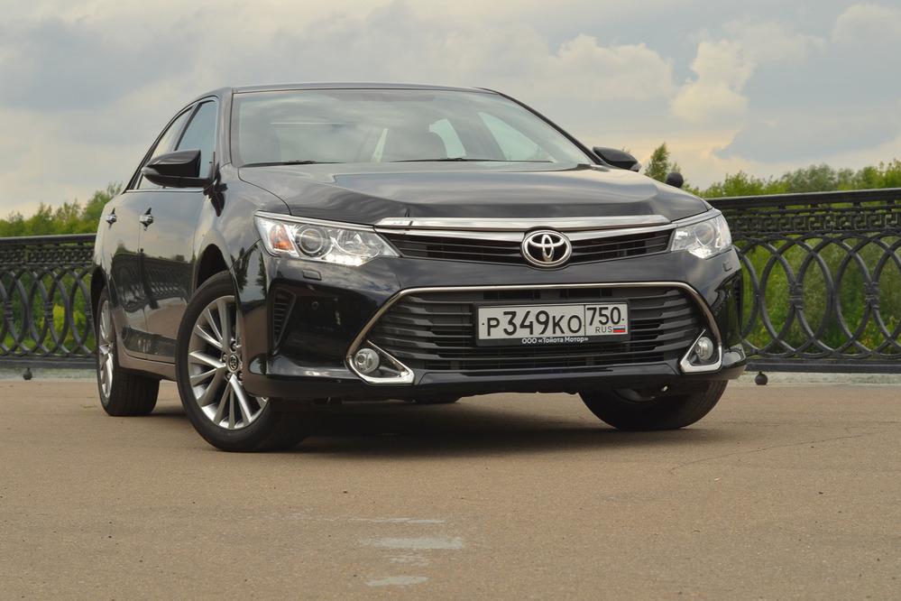 Тест-драйв Toyota Camry V6 3.5 от Am.ru