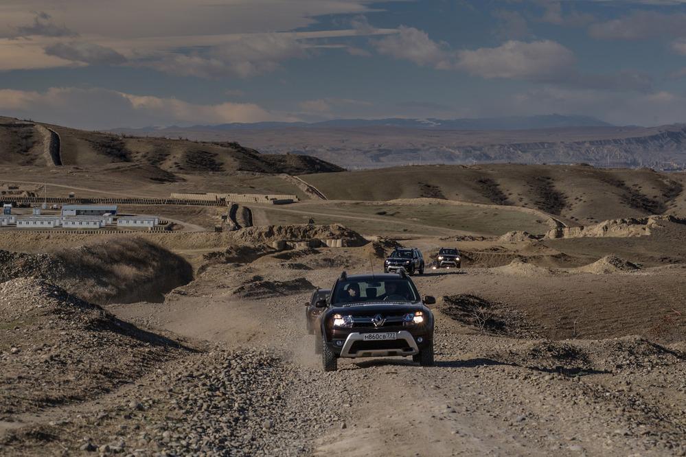 Тест-драйв Renault Duster Dakar от Am.ru – смотреть фото и видео на Am.ru