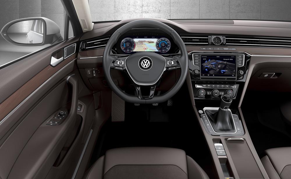 VW Passat доступен в РФ сновым агрегатом