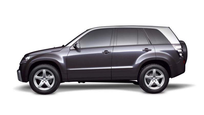 Полезные советы по выбору Suzuki Grand Vitara с пробегом.