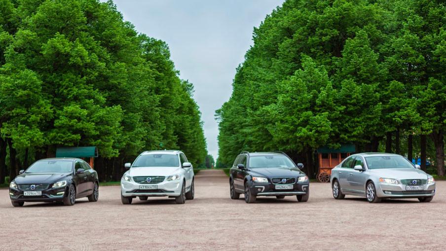 Двигатель прогресса: Volvo Drive-E - Журнал am.ru