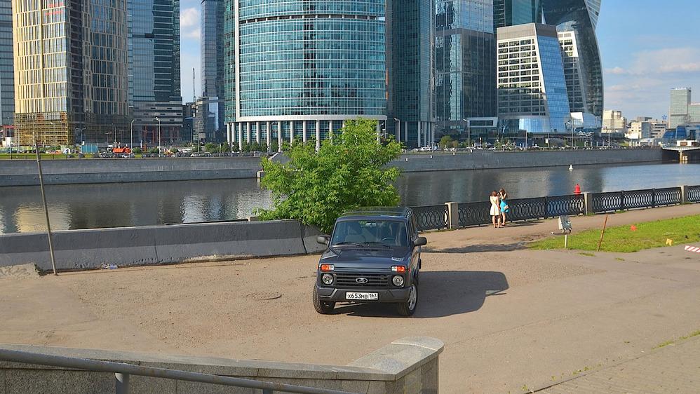 Тест-драйв Lada 4x4 Urban 5 дв. от Am.ru