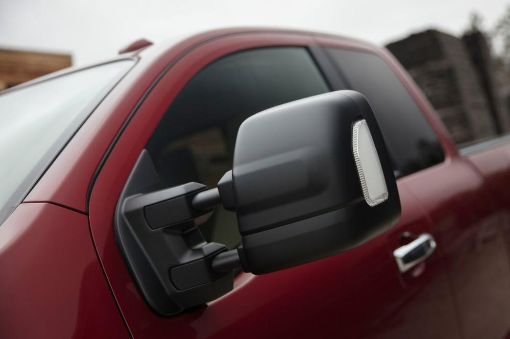 Фотогалерея Nissan Titan King Cab.