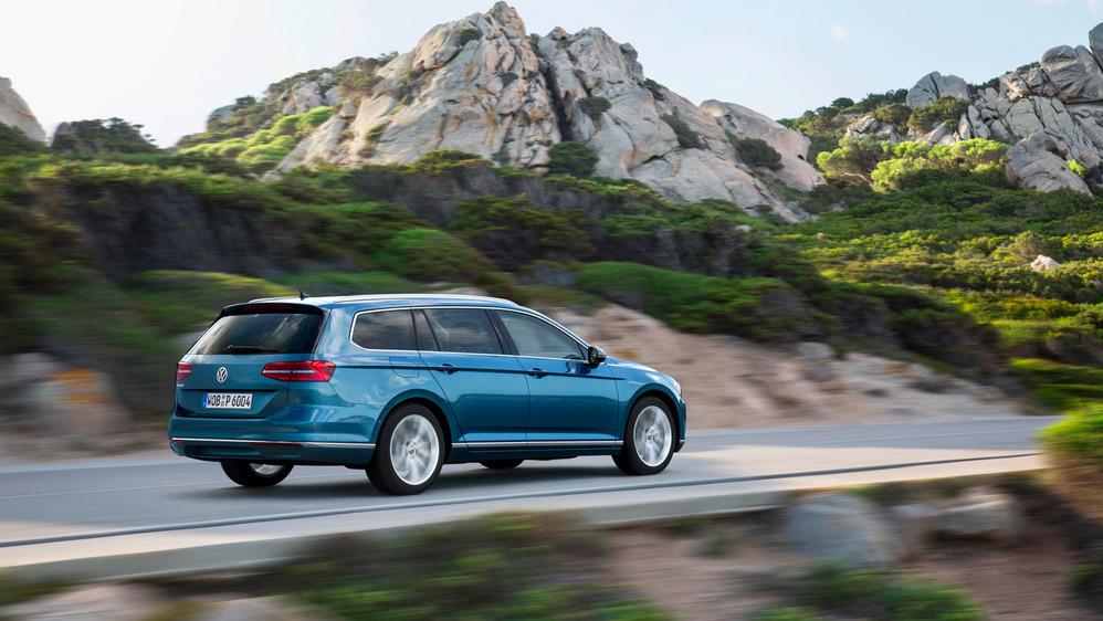 До России добрался Volkswagen Passat сдизелем
