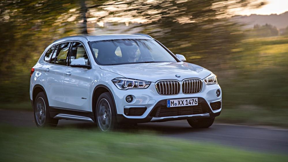Тест-драйв BMW X1 от Am.ru