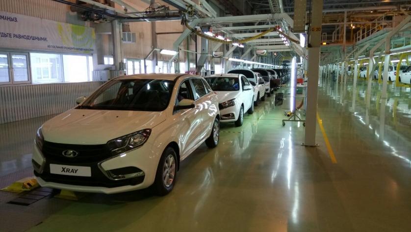 Новинки Lada теперь собирают и в Казахстане.