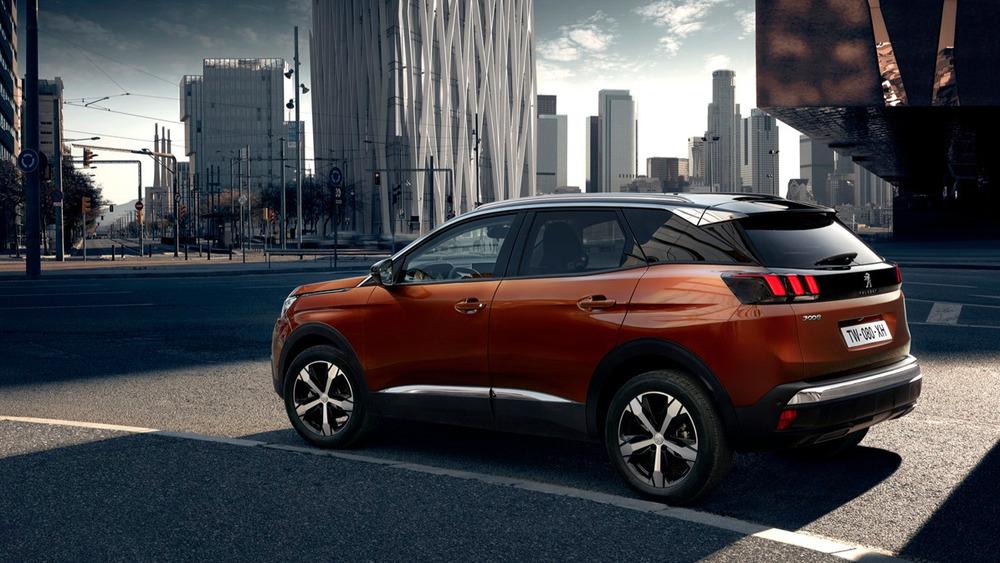 Раскрыта дата начала реализации Peugeot (Пежо) 3008 в РФ