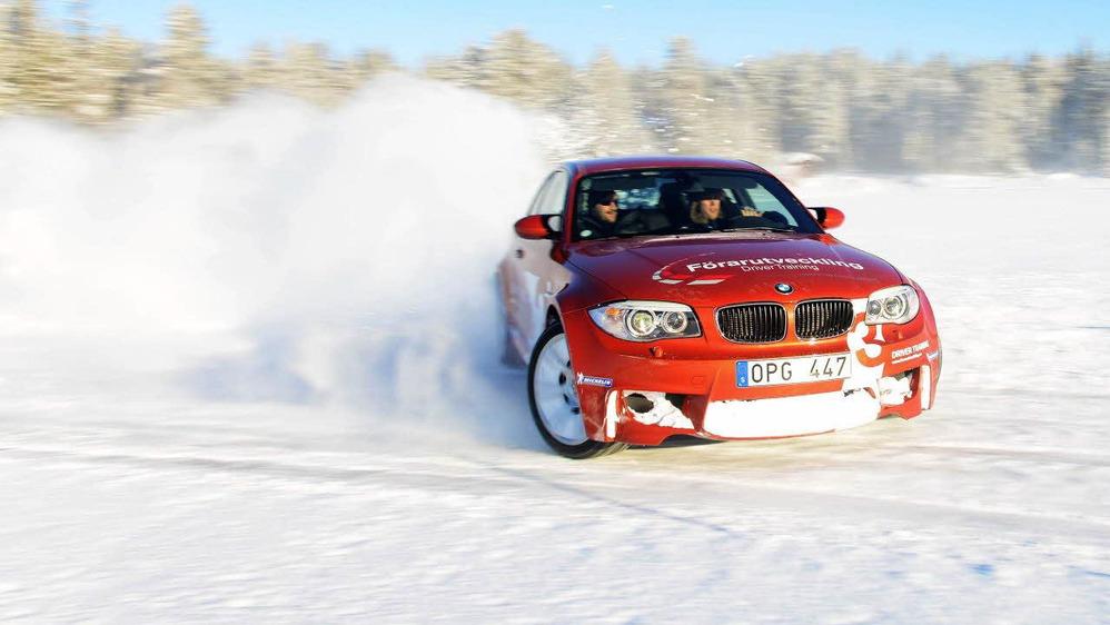 Тест-драйв шин Michelin X-Ice 3 – читать на Am.ru