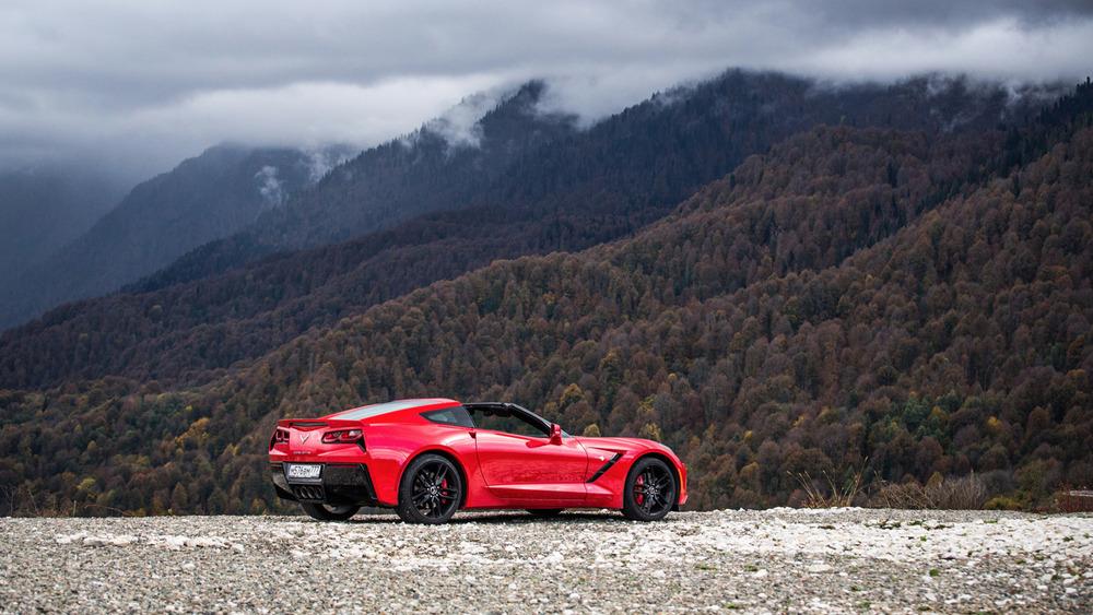 Тест-драйв Chevrolet Corvette