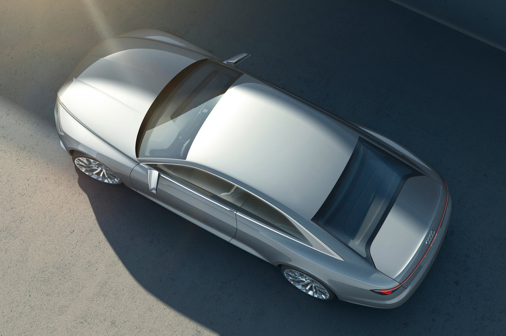 Рассекреченная дата дебюта нового седана Ауди A8