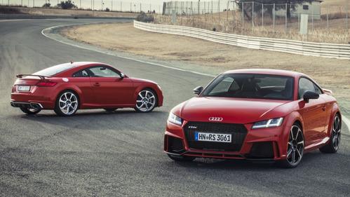 Стартовали продажи новой Audi TT RS в России.