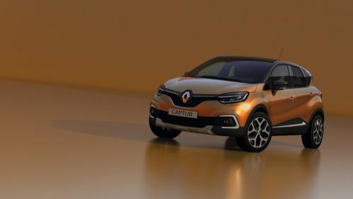 Новые бамперы, цвета и опции сделали Renault Captur, почти как Kaptur.