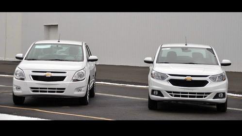 Обновлённый Chevrolet Cobalt замечен в Узбекистане.Новости Am.ru