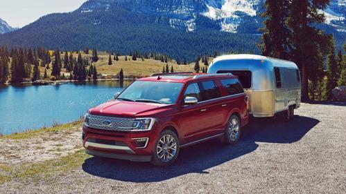 Официальные фотогорафии нового поколения Ford Expedition – смотреть фото на Am.ru