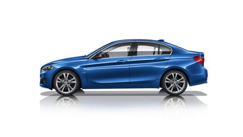 Фотогалерея седана BMW 1 Series.