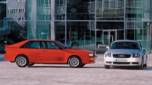 7 лучших Audi с полным приводом quattro в истории – читать и смотреть фото на Am.ru