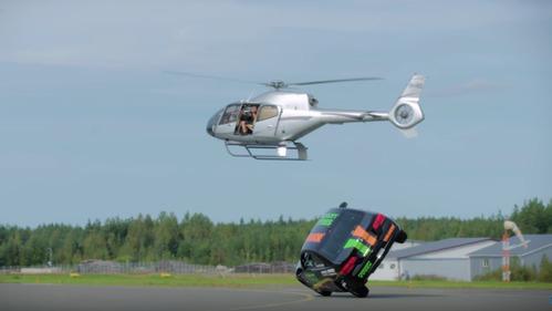Рекорд скорости езды на двух колёсах установили в Финляндии – смотреть видео на Am.ru
