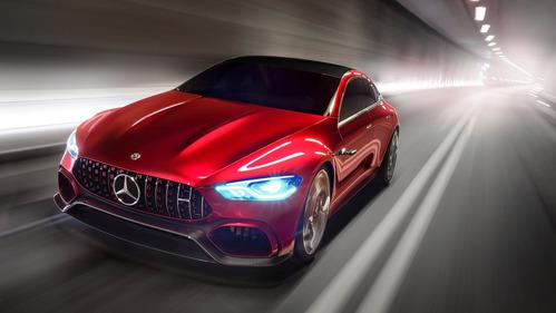 Mercedes-AMG Concept дебютировал в Женеве.Новости Am.ru
