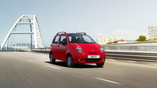 ТОП самых дешевых новых автомобилей.