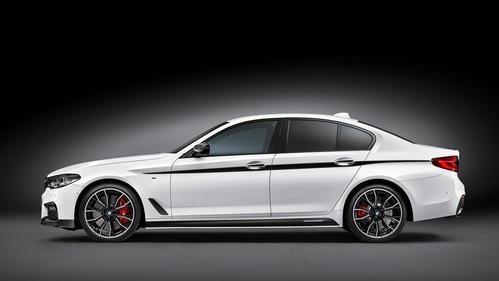 Официальные фотографии BMW 5-Series M Performance - смотреть фото на Am.ru.