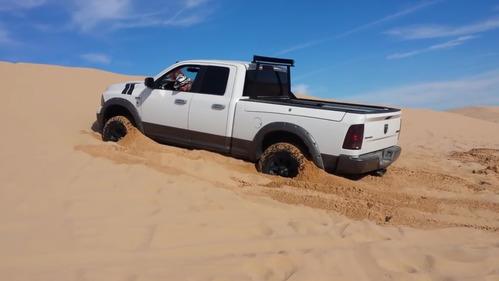 Сел на брюхо в песке? Не проблема! Просто наберись терпения.