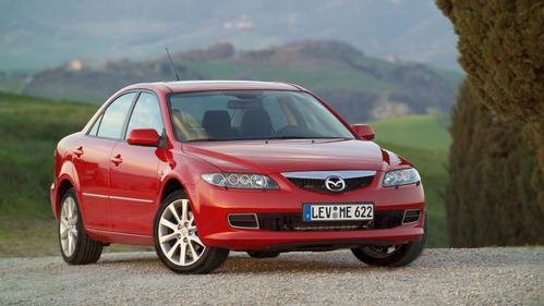 Обновлённую Mazda6 первого поколения отзывают из-за эйрбега.