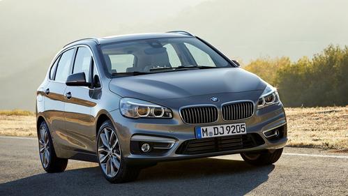BMW объявила цены на 2-Series Active Tourer.Новости Am.ru