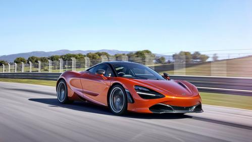 McLaren 720S дебютировал в Женеве.Новости Am.ru