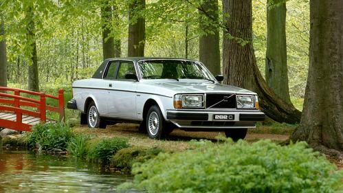 Фотогалерея Volvo 262 Coupe.
