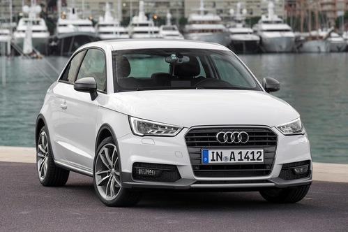 Audi предложила новый стайлинг пакет Active Kit для модели A1
