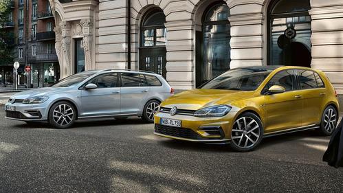 Фотогалерея обновлённых Volkswagen Golf. Смотреть фото на Am.ru