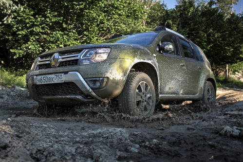 Фотогалерея Renault Duster.