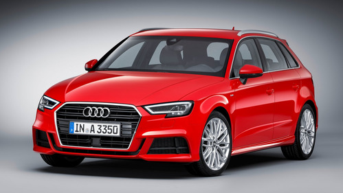 Audi A3 обновили.Новости Am.ru