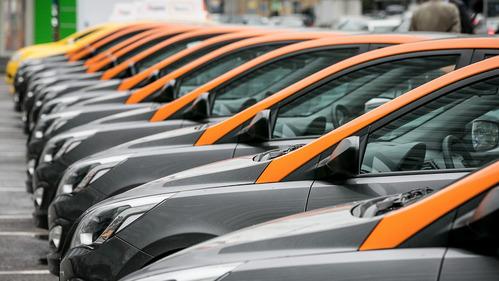 Число автомобилей в каршеринге Москвы возрастёт до 10 000.Новости Am.ru