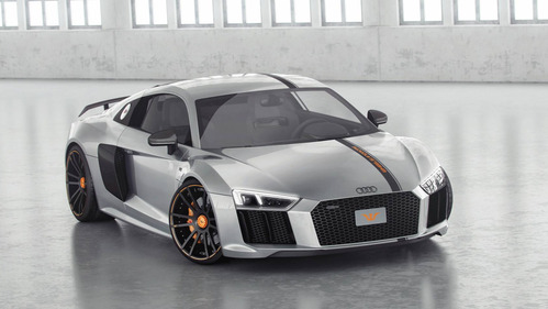 Audi R8 V10 plus форсировали до 850 л.с.Новости am.ru