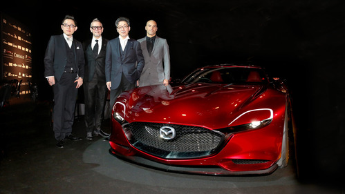 Mazda не будет возрождать роторный спорткар RX.Новости Am.ru