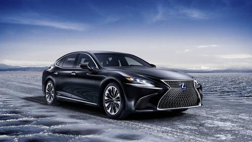 Флагманский седан Lexus LC500h дебютировал в Женеве.Новости Am.ru