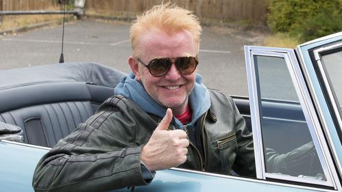 Ведущий нового Top Gear признался, что ему платят слишком много.
